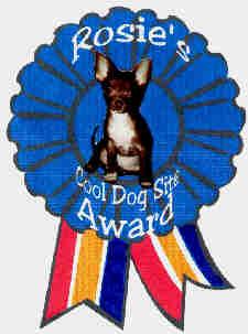 Rosie's Award