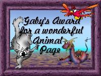 Wonderful Animal Page